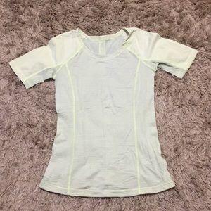Lululemon running Tshirts. Size 2